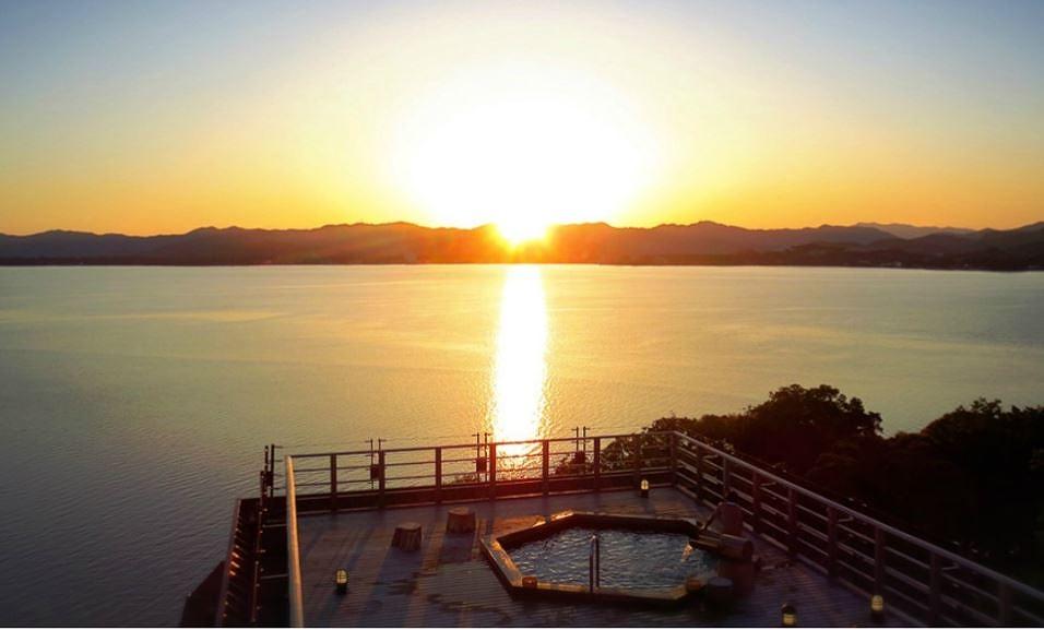 コスパ◎鰻と絶景露天風呂の宿舘山寺サゴーロイヤルホテルを紹介