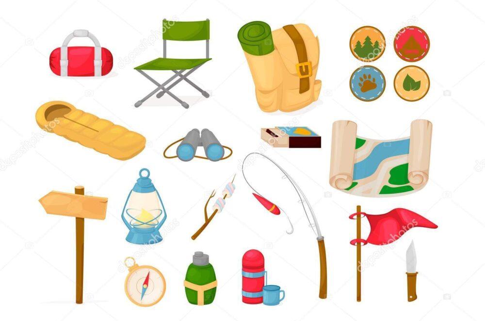 【初めてのキャンプ】必須な物やおすすめのキャンプ道具を紹介